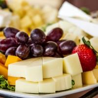 Früchte & Käse