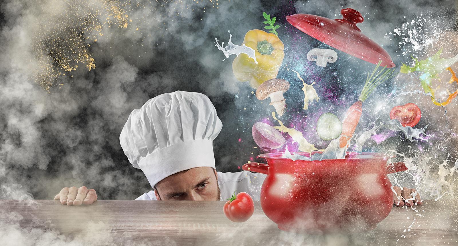 Papa's kulinarische Geheimnisse